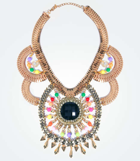 Ethnically Ornate Accessories