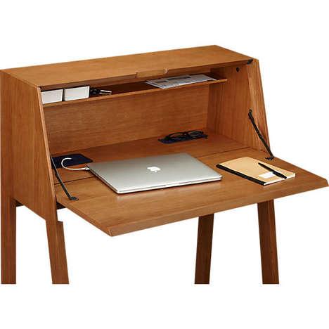 Retro-Modern Office Hubs