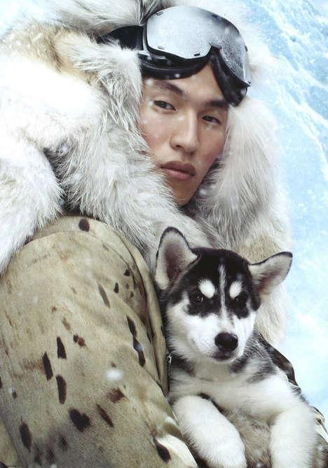 Luxe Eskimo Advertising