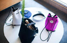Bold Waterproof Neoprene Packs - Witu Bags are Functional and Stylish