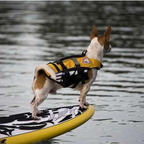 Floating Pooch Protectors