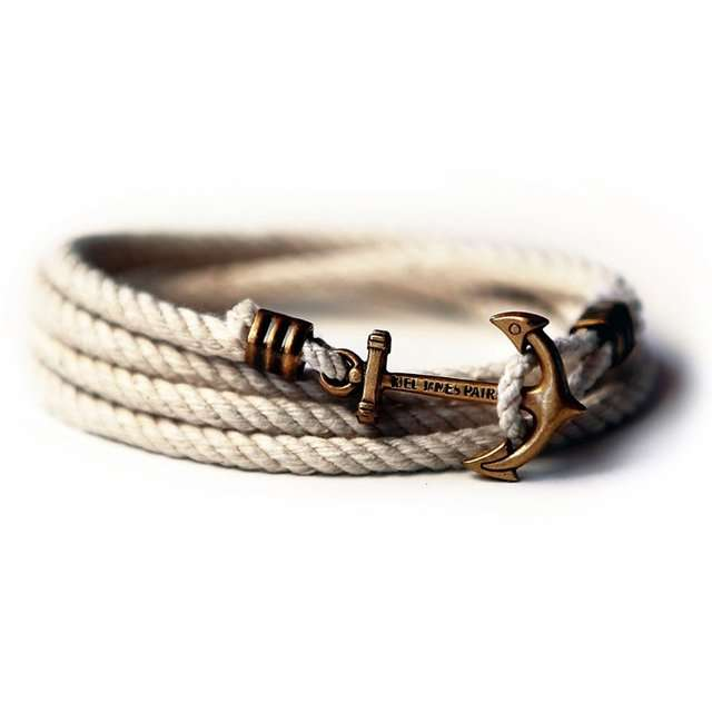 Nautical Anchor Bracelets