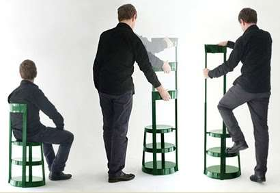 23 Quirky Ladder-Incorporated Furnishings