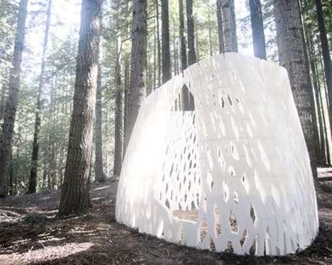 Enchanting Biodegradable Structures