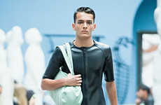 Sleek Scuba-Themed Streetwear - The Mardou&Dean; Spring/Summer Collection Embraces Surf Culture