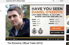 Viral Missing Person PSAs - This Missing People Australia Campaign Spreads Across YouTube