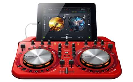 iDevice-Centric Turntables