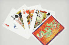 Couture Designer Playing Cards - Marc Jacobs Extends His Art Beyond the Fashion Sphere