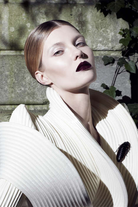 Neo-Pagan Fashion Editorials