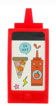 Condiment-Inspired Phone Covers - The Ketchup iPhone Case is a Yummy-Looking Way to Decorate a Phone