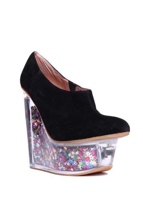 Festive Confetti Footwear