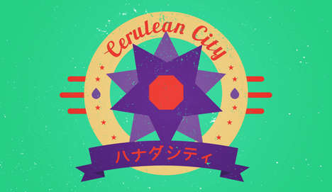 Imaginative Pokemon Gym Logos