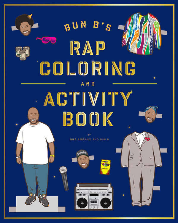12 Atypical and Musical Coloring Books
