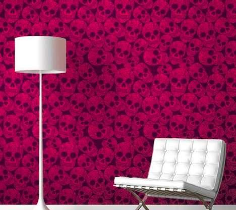 Beautiful Bone-Inspired Walls