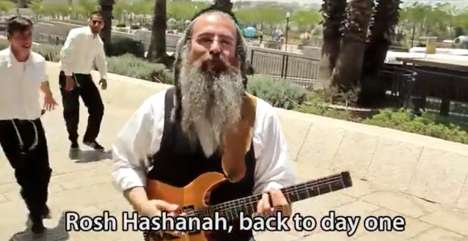 Jewish Holiday Hit Mashups