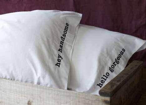 Vanity-Boosting Bedding Sets