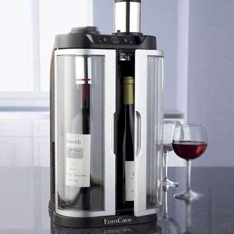 Open Wine Bottle Savers
