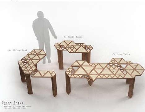 Adaptive Cellular Tables