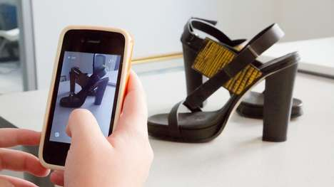 Image App-Based Runways - Rebecca Minkoff Uses Snapchat to Release Her Upcoming Line