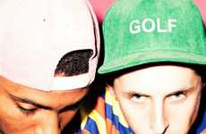 Definatly Vibrant Skater Fashion - Odd Future Presents the 'Golf Wang' Fall/Winter Line