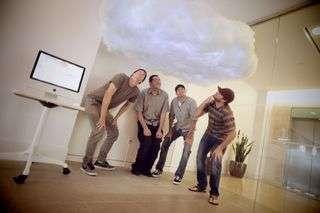 Interactive Social Media Monitors