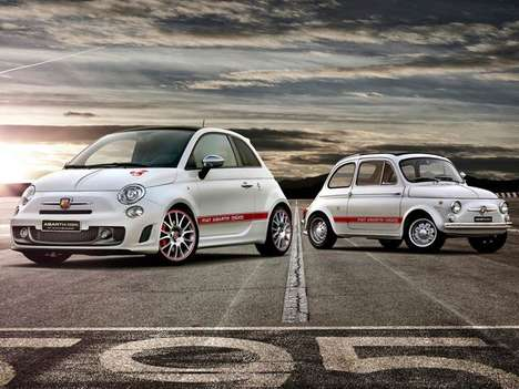 Beefed-Up Italian City Cars