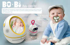 Baby Health Monitor Gadgets - Bo-bi Baby Care Keeps You Informed on Your Tot's Current Constitution