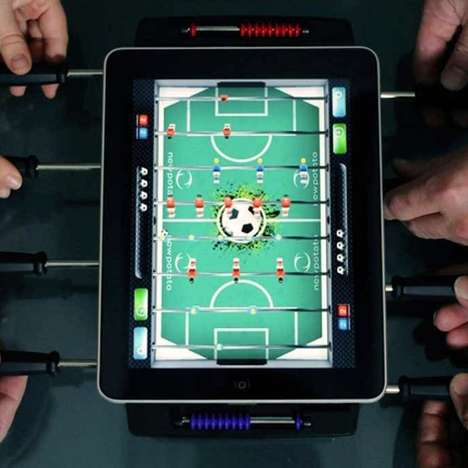 App-Powered Foosball Tables