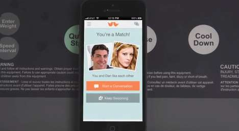 Female-Marketed Mobile Dating Apps - 'Swoon' Updates to Cater for the Way Girls Look for Dates