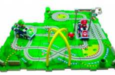 3D Video Game Boards - This Mario Kart Puzzle Brings the Video Game to Reality