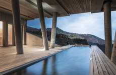 Adventurous Icelandic Hotels - The Ion Hotel Encourages Guests to Get Out and Take in Nature