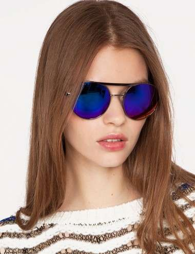 Polarized Aviator Eyewear