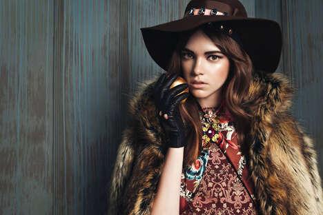Bohemian Fashion Editorials