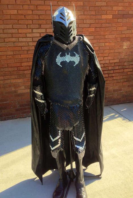 Medieval Comic Book Armor