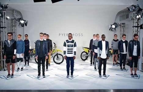 The Pyer Moss 2014 Spring/Summer Collection Debuted at NYFW