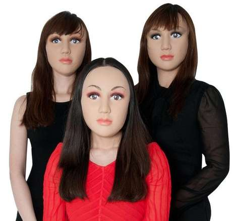 Frightening Makeup Masks - The 'Uniface Mask' is the Alternative to Makeup Or Plastic Surgery