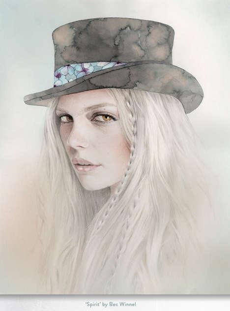 Ethereal Feminine Portraits
