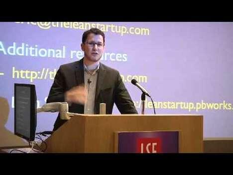 Eric Ries Keynote Speaker