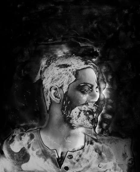 Surrealist Monochromatic Photography