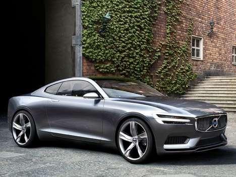 Seductive Swedish Automaker Makeovers