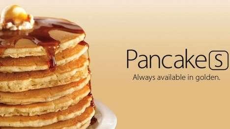 Smartphone Pancake Spoofs