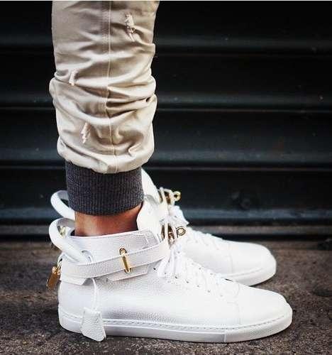 Locked Haute Sneakers