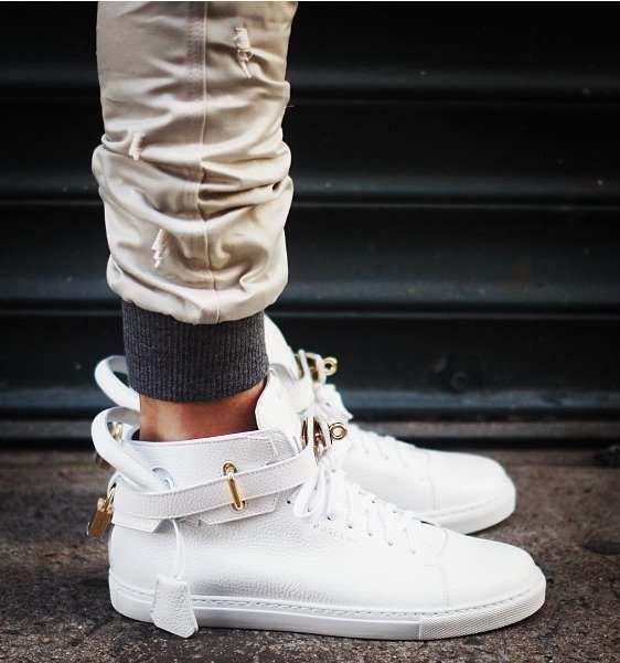 Locked Haute Sneakers