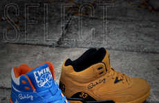 90s Throwback Footwear - Ewing Athletics Re-Releases its Claim to Fame From the 90s
