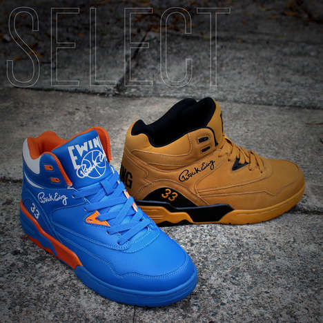 Ewing Athletics Re-Releases its Claim to Fame From the 90s