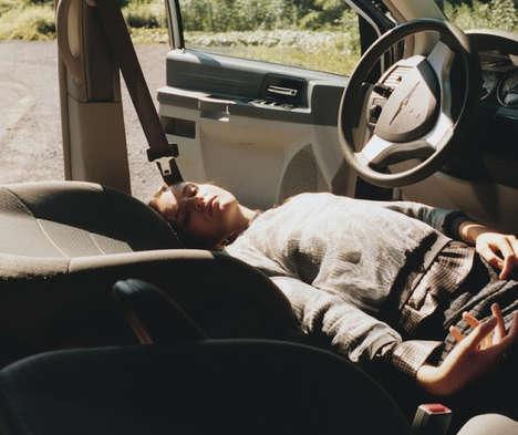 Rustic Road Trip Editorials
