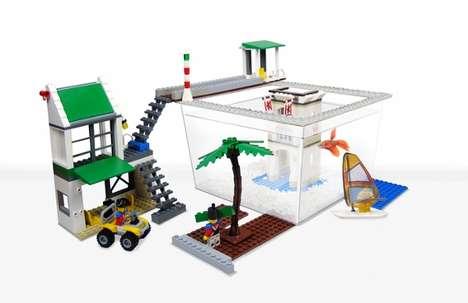 Building Block Fish Abodes
