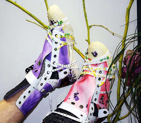 Graphic Multi-Colored Fashions