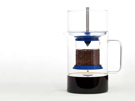 Chilled Coffee Brewers