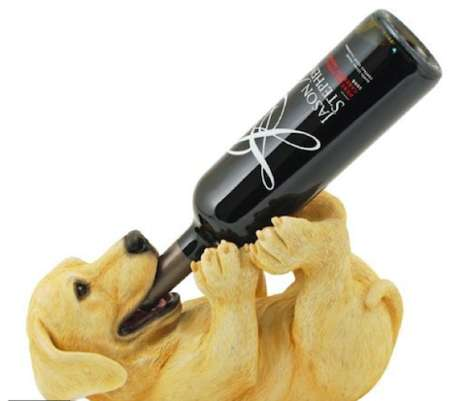 Playful Wine Storage